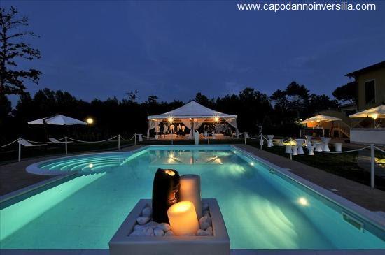 Le vedute hotel capodanno in versilia - Capodanno in piscina ...
